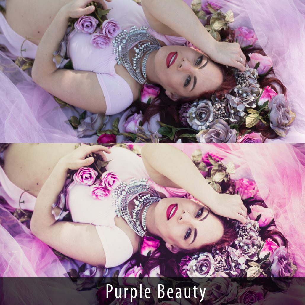 Preset Purple Beauty